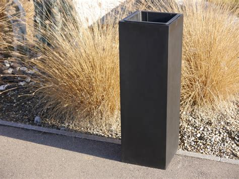 fertigset pflanzk 252 bel mit einsatz aus fiberglas in schwarz anthrazit bei east west trading