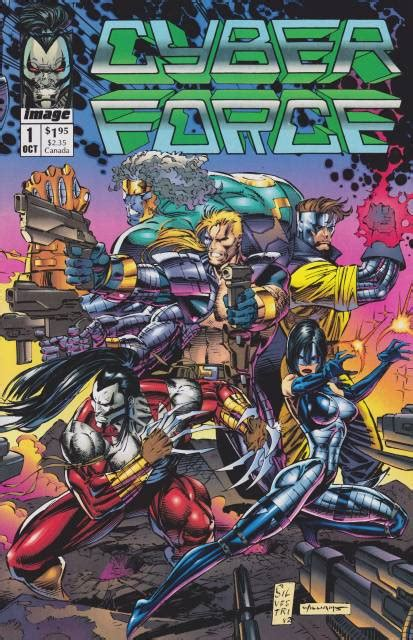 cyberforce image comics  fandom powered  wikia