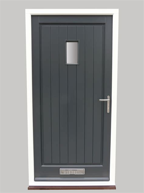 Wooden Entrance Doors  New Timber Doors  Dale Windows