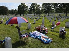May 28 Memorial Day Observed At Arlington National Cemetery