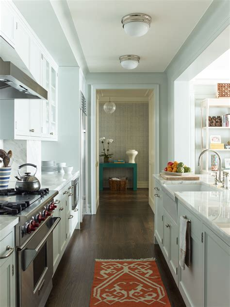 17+ Unbelievable Kitchen Remodel Galley Style