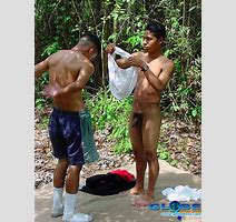 Black Boys Threesome Loving Outdoor