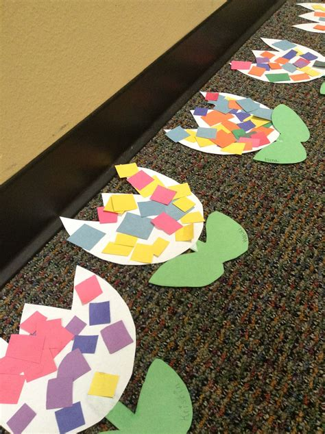 Spring Craft For Toddlers  Esl Valley Ranch Baptist