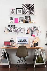 20 inspiring home office decor ideas that will blow your for Inspiring home office ideas