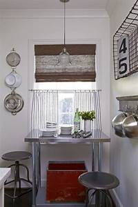 Industrial Barstools Vintage Kitchen Tracery Interiors