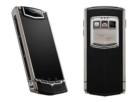 Vertu Ti by Vertu Launches Android Based Vertu Ti Smartphone Digital