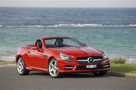 Mercedes-benz Launches Pricing For The Slk250 & Slk 55 Amg