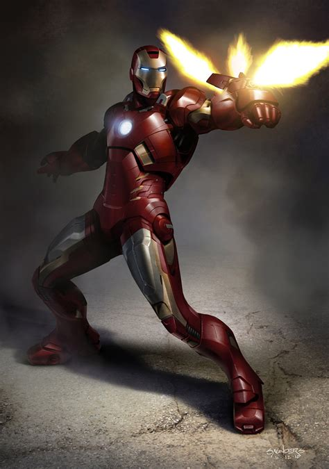 The Avengers Concept Art By Phil Saunders Concept Art World