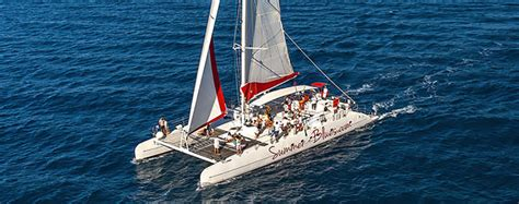 Catamaran Sailing In Santorini by Sailing In Santorini Catamaran Tours Sailing Tours