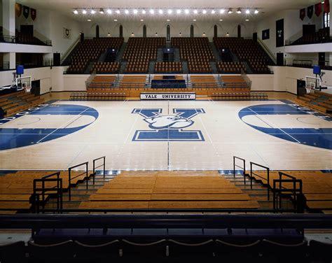 Payne Whitney Gym No. 2, John J. Lee Amphitheater, Yale ...