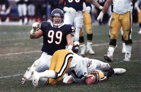 Bears Legend Dan Hampton