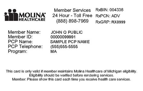 dhs help desk number mdhhs molina health plan medicaid pharmacy information