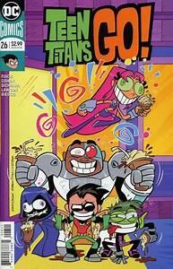 Teen Titans Go  26  Dc Comics