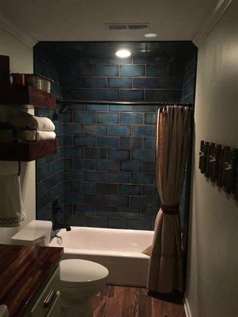 mediterranean vibe bathroom shower tile catania blue