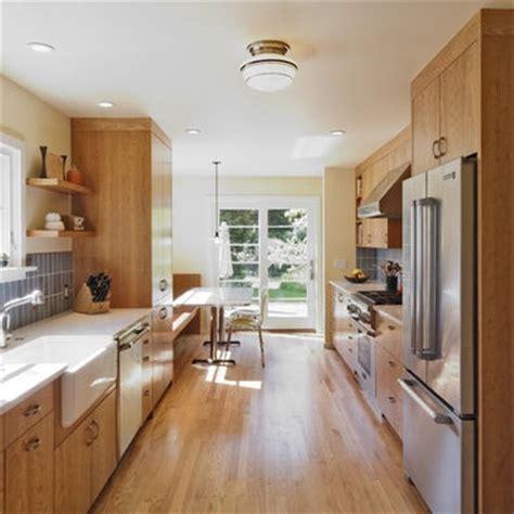 narrow galley kitchen design ideas galley kitchen with seating kitchen pinterest