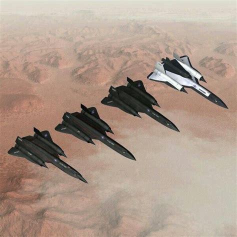 Sr-71 Blackbird On Pinterest