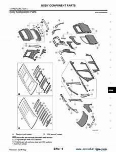 Nissan Quest Model E52 Series 2014 Service Manual Pdf