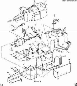 Chevy P30 Parking Brake Diagram
