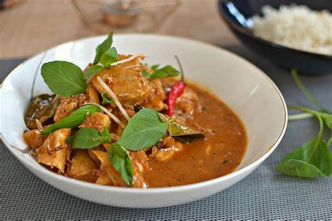 recette cuisine thailandaise curry thaï au tamarin de chiang mai la recette facile