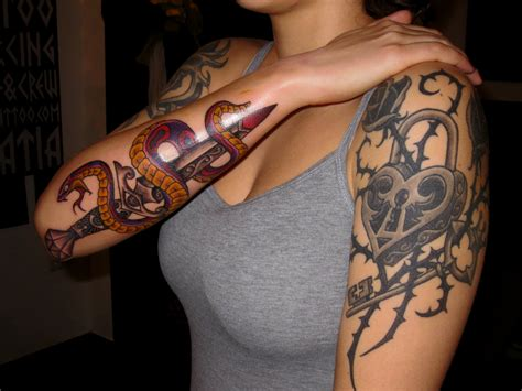 Snakes Tattoo Meaning And Ideas  Tattoos Photo Gallery