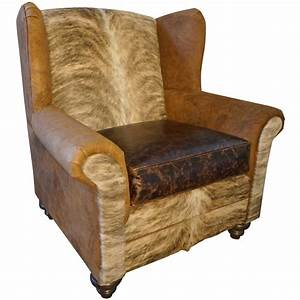 Mountain, Home, Oversized, Wingback, Chair