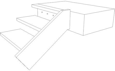 trace d un escalier www le metal net calculer un escalier droit
