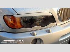 Custom BMW X5 Eyelids SUVSAVCrossover 2000 2006