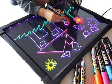 light board for kids top 10 gifts for kids with autism sky badger