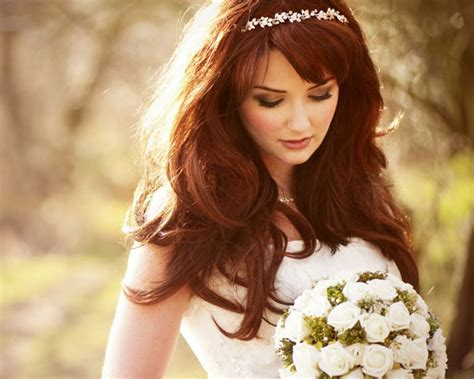 Pretty Wedding Tiaras for Hair Down   Sang Maestro