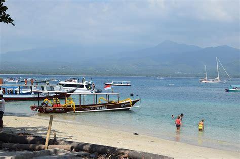 Boat From Bali To Gili Air by Gili Air Port Fast Boat From Bali To Lombok Bali To