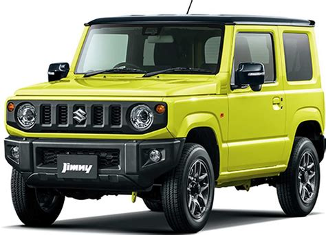 2019 Suzuki Jimny India Launch, Price, Engine, Design