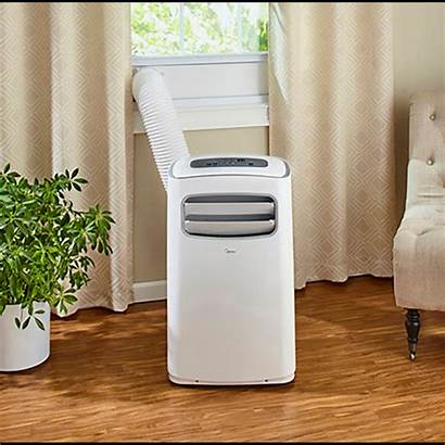 Portable Conditioner Air Midea Btu Conditioners Easycool