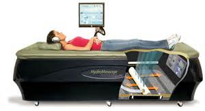 hydromassage bed fitness unlimited