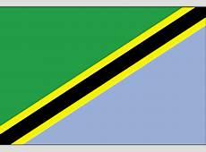 TravelBlog » Tanzanian Flag, Tanzania Flag