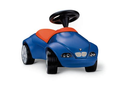 Bmw Genuine Ride-on/push Toy Car Baby Racer 2