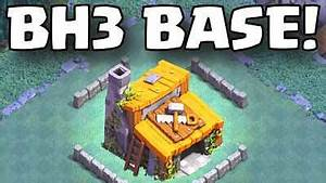 Clash Of Clans Top 3 Builder Hall Level 3 Base Bh3 2000