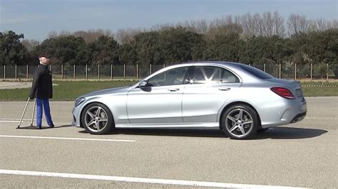 2014 Mercedes Cclass  Intelligent Drive Demo Youtube