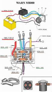 Warn Winch M8000 Wiring Diagram