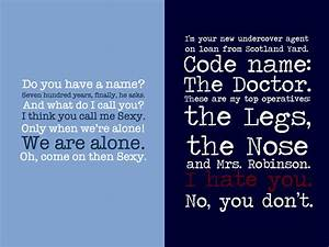 Doctor Who Quotes. QuotesGram