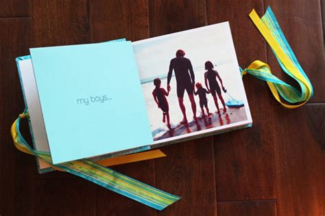 Diy Vacation Memory Book Tutorial