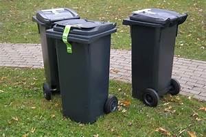Best, Outdoor, Garbage, Cans, With, Locking, Lids, And, Wheels, 2020