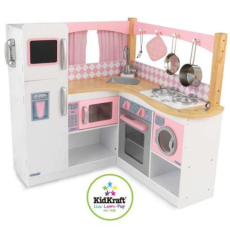Kiddie Kitchen Play Set by Wooden Kitchen Playset Kitchen Playsets Wood