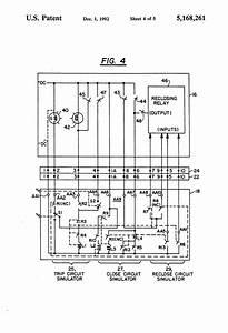 Patent Us5168261 - Circuit Breaker Simulator
