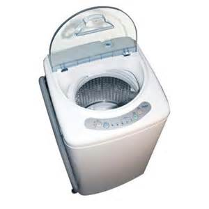 haier 1 0 cu ft pulsator washer with stainless steel tub