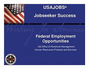 usajobscom pursuing employment opportunities in the With dc government jobs