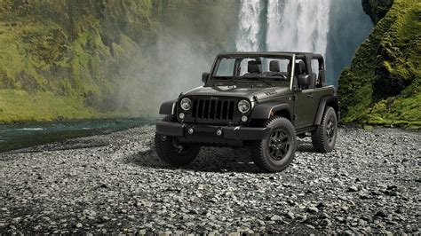 New Jeep Wrangler Lease Deals & Finance Offers