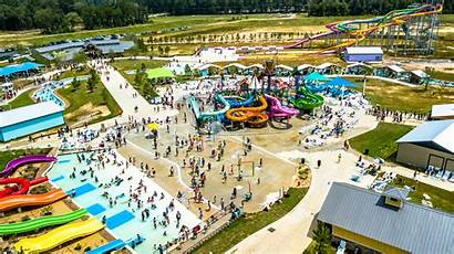 Rivers Waterpark Caney Usa Overview Adventures