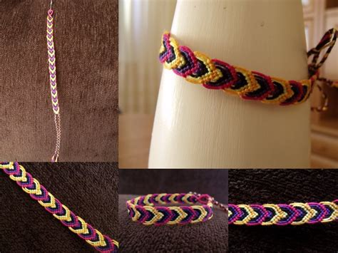 wonderful diy pretty leaf friendship bracelets