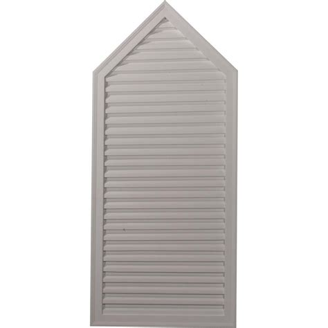decorative gable vents nz ekena millwork 1 7 8 in x 24 1 8 in x 54 1 8 in