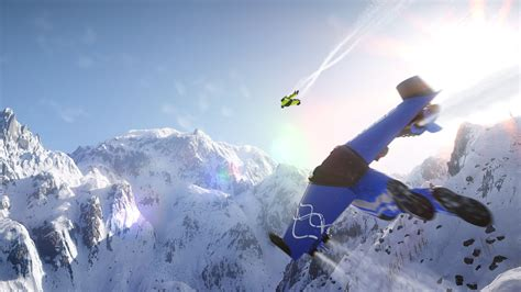 wallpaper steep wingsuit gameplay hd games